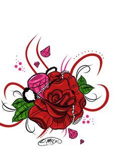 Rose&Diamonds