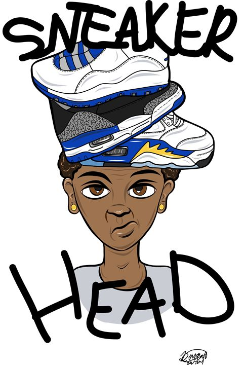 SneakerHead by D.McCall - Famous Creationz