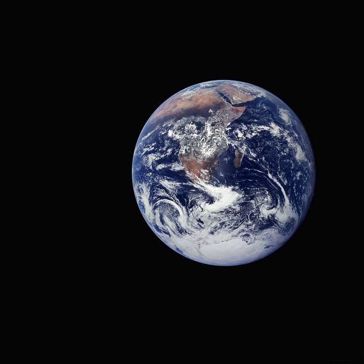 Earth seen from Space NASA Apollo 17 - spacerajah
