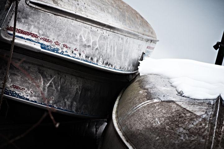 Frozen Wreck - Photology Photography