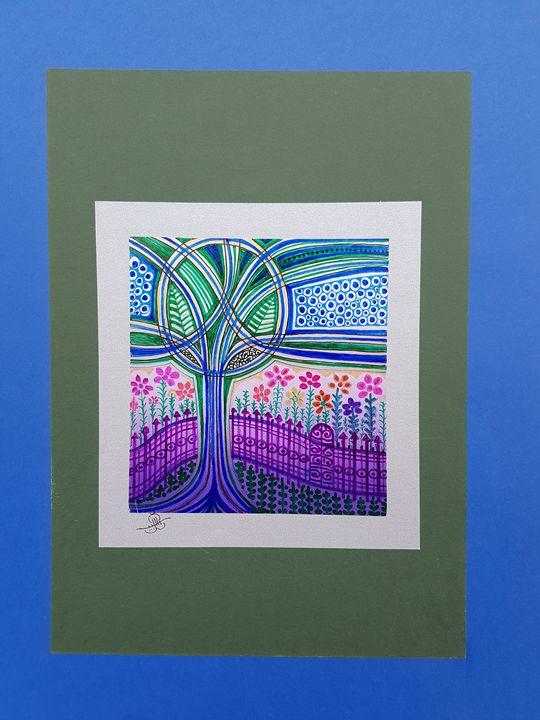 The Garden - Ali Elmelegy
