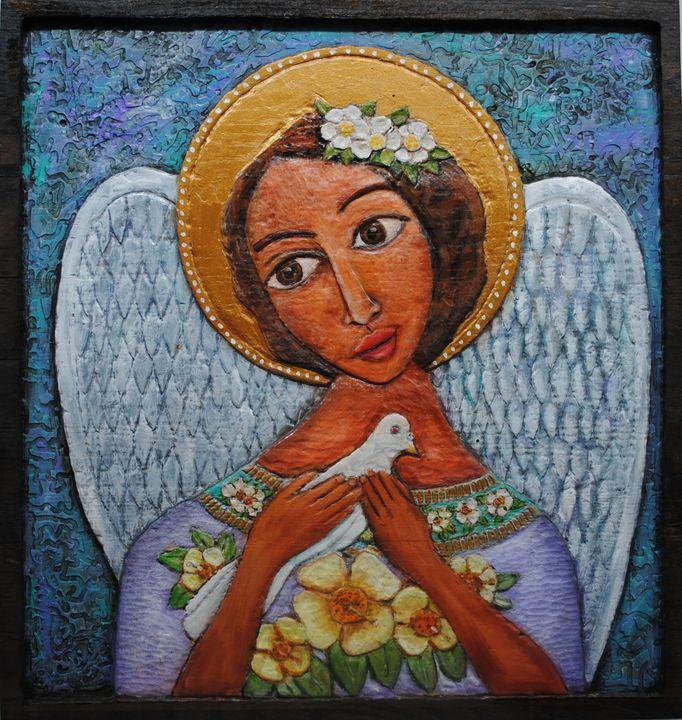 Angel of Caring - Chago