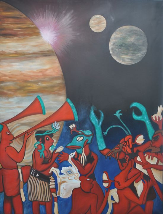 Astronomia Azteca - Chago