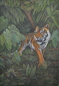 El Tigre en la Selva