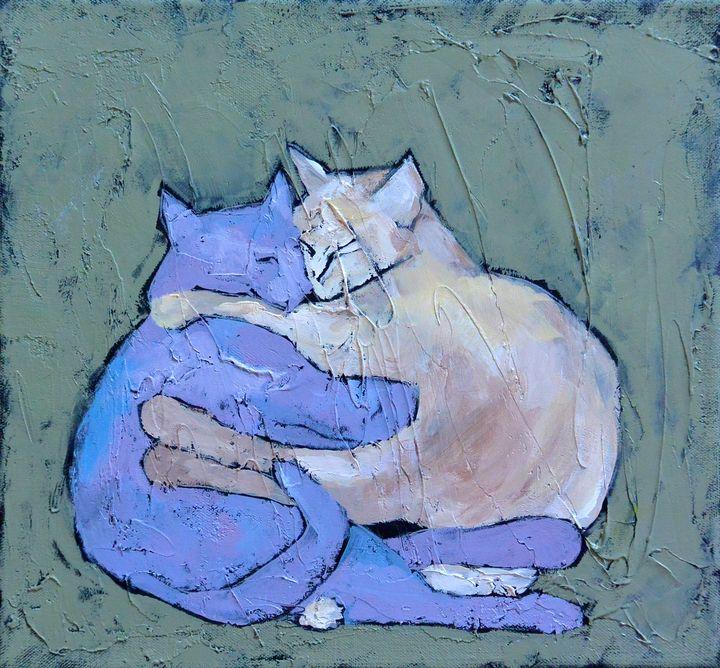 Love - Erin Trombley Art *