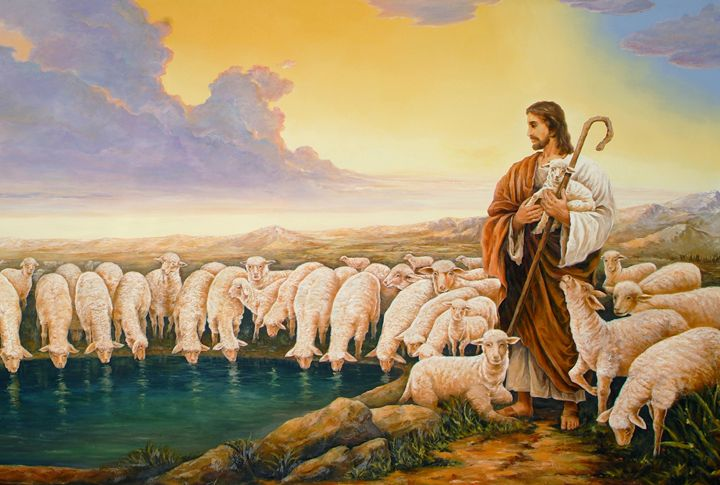 Good Shepherd - ahnsgallery
