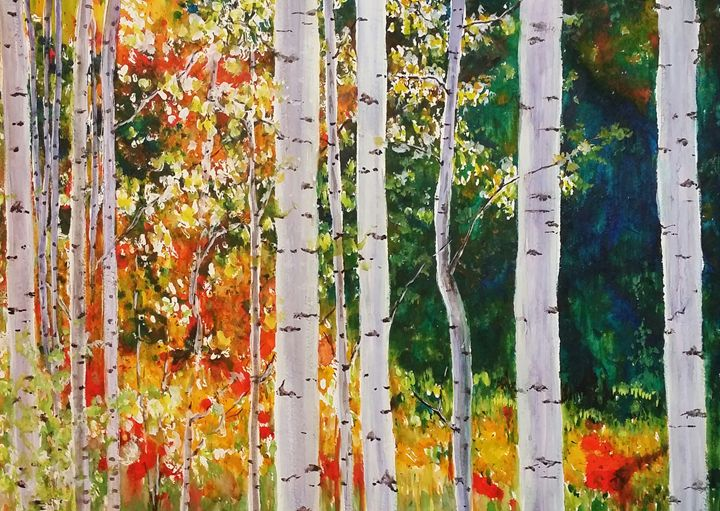 autumn light - ahnsgallery
