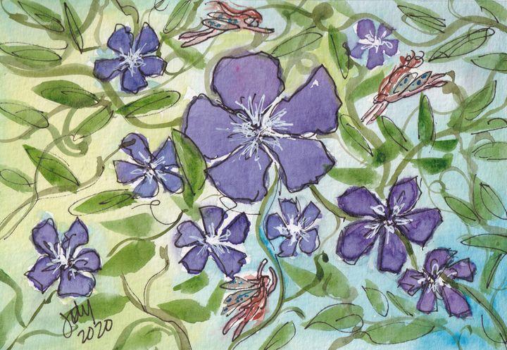 Flowerful - Jody