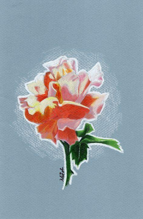 A Rose for Me - Nicole Elizabeth