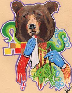 Bear Noodles