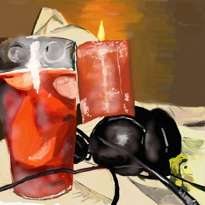 Still Life - Art of Craig Spears