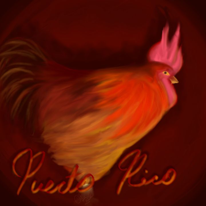 Rooster1 - Lupi's Wonders
