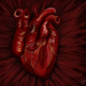 Heart. The human condition.