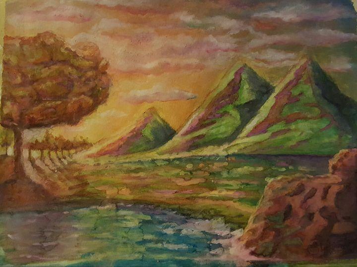 Mountain - Lupi's Wonders