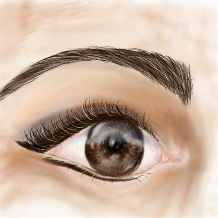 Eye see - Lupi's Wonders