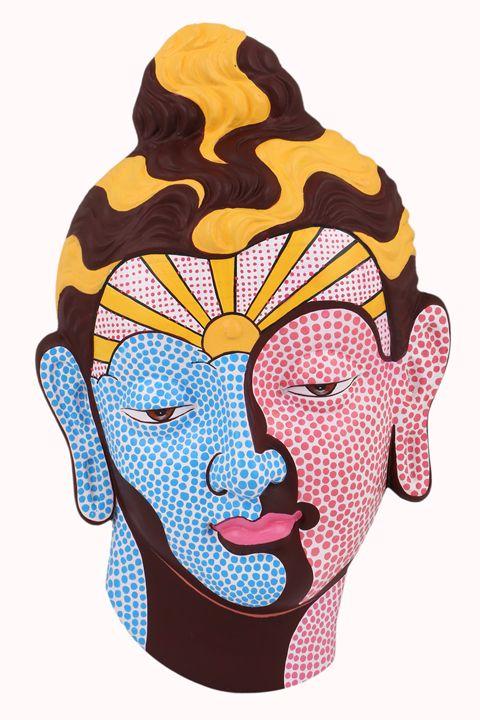 Buddha Relief - Arttantra