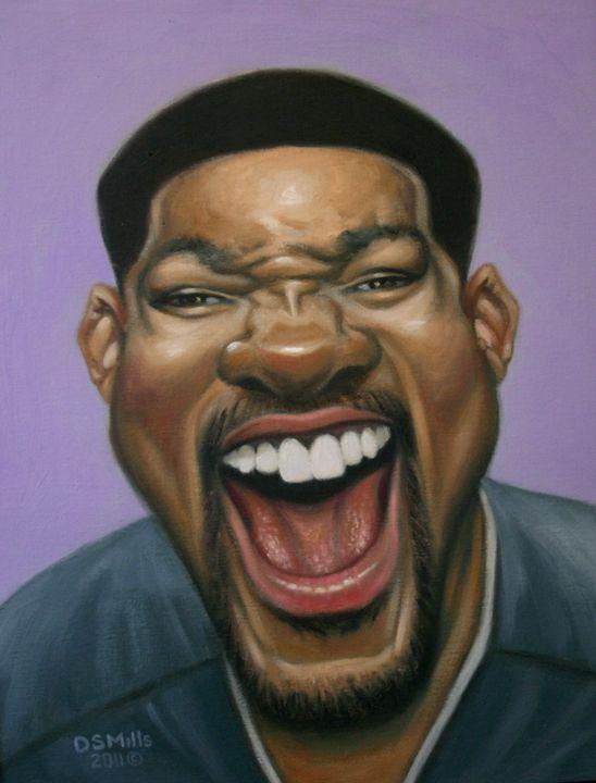 Will Smith - Dan Mills Art