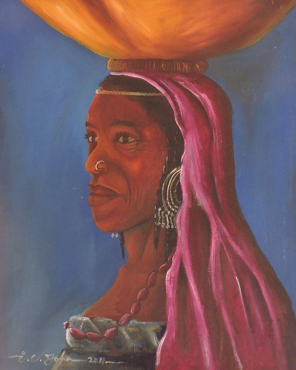 The Fulani - I C John
