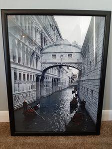 Black and White Venice Picture