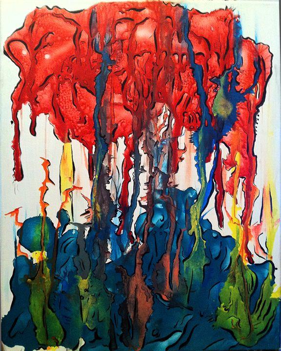 Monster Mash - Normal Paintings by Arknark