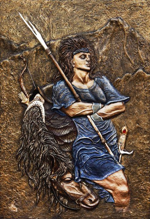Arash The Archer - Ash gallery