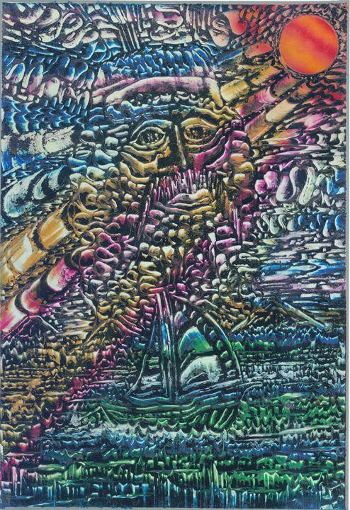 sailing with god - rumplefish