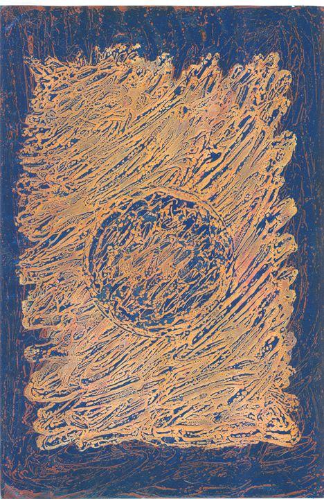 circle blue - rumplefish