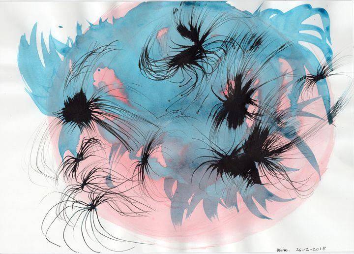 Flutter for a day forever. - Darkvine Art