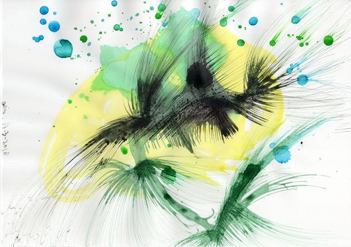Mad And Longing Organisms. - Darkvine Art
