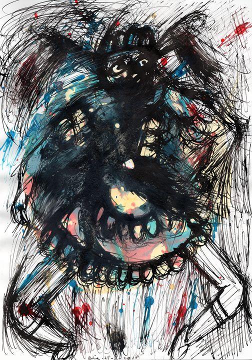 MAID-THIRST - Darkvine Art