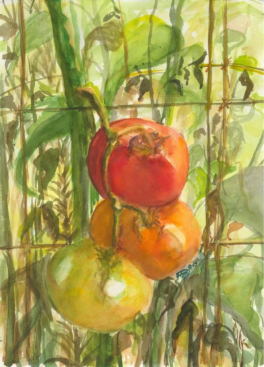 Summer Jewels of Arkansas - Hattie's Art