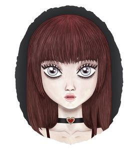 Dolly The Doll-faced Vampire Girl 2