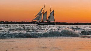 Charted Sail