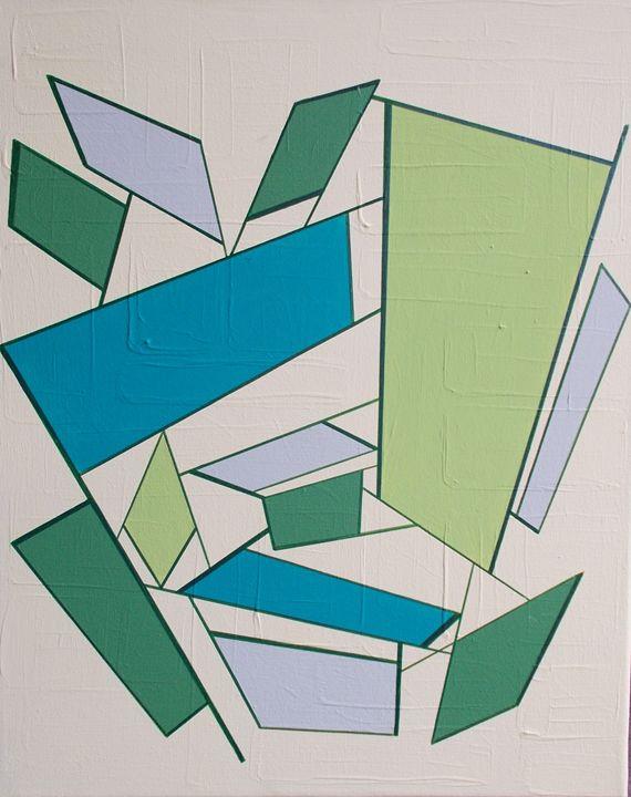 Green Shades - Bethany Haworth