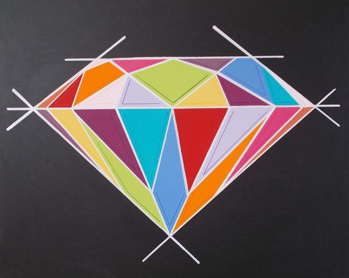 Rainbow Diamond - Bethany Haworth