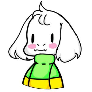 chibi asriel - Krispy™