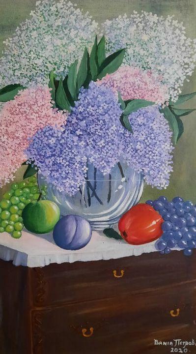 nature - vanias love art