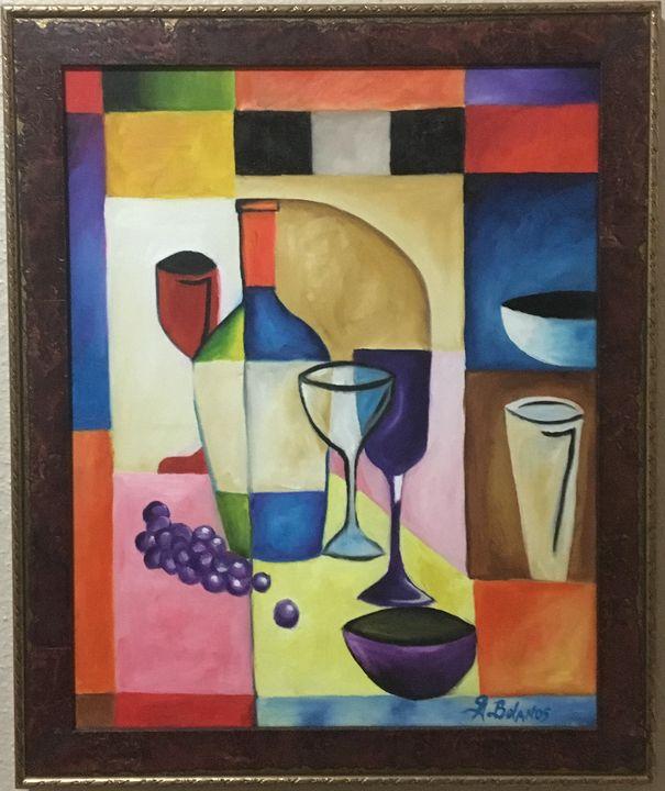 Cabernet - GBolanos Art Gallery