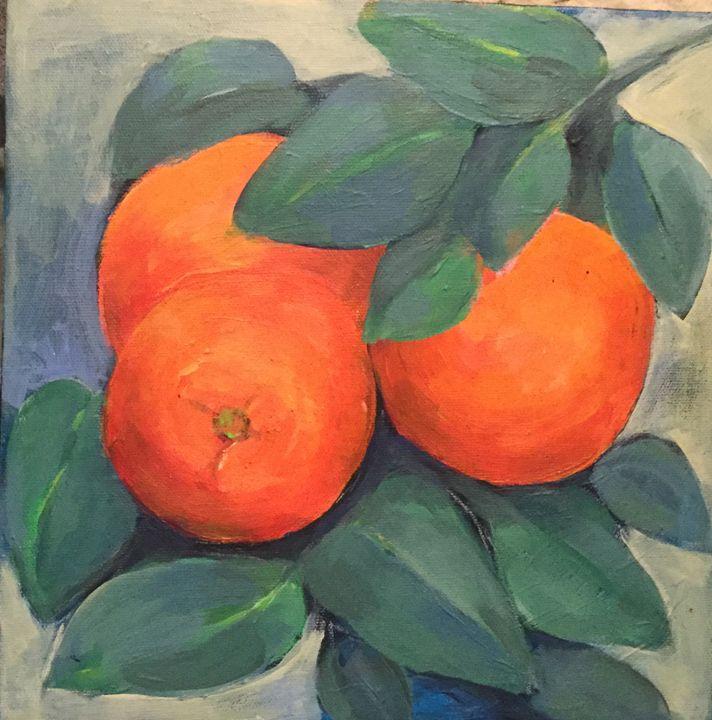 Three Oranges - Farideh