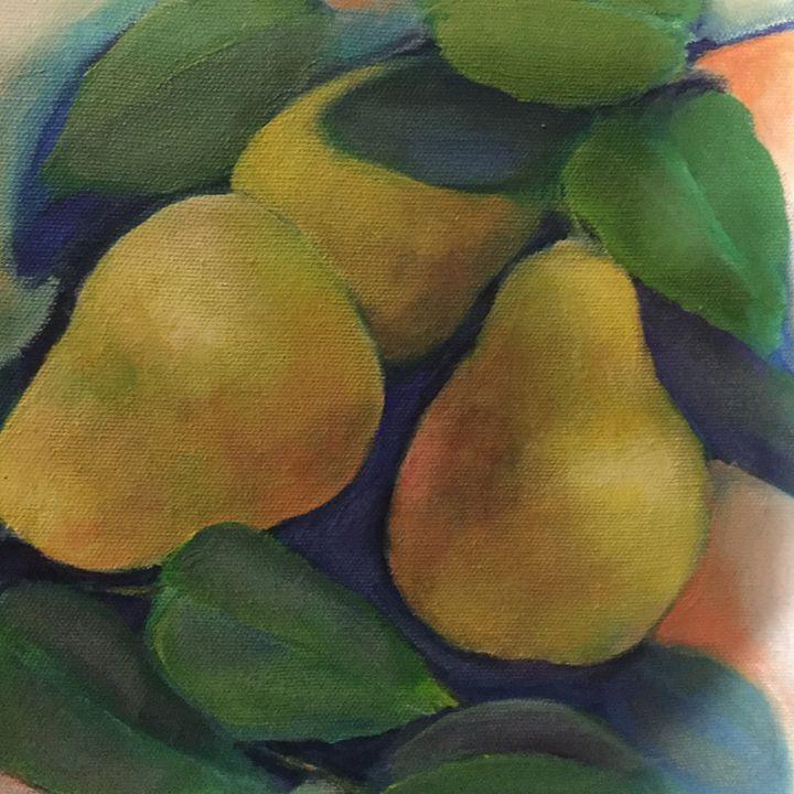 Three pear - Farideh
