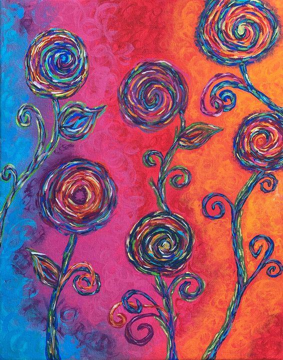 Twisted Flower - Mariah Powers