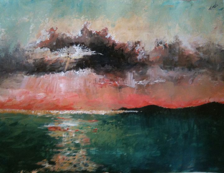 Light Over Scilly - Tamsin Isaac