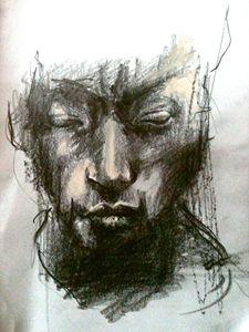 Downcast Portrait