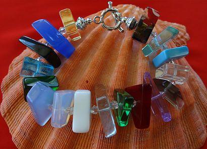 Modern Chunky Bracelet - Dalisella