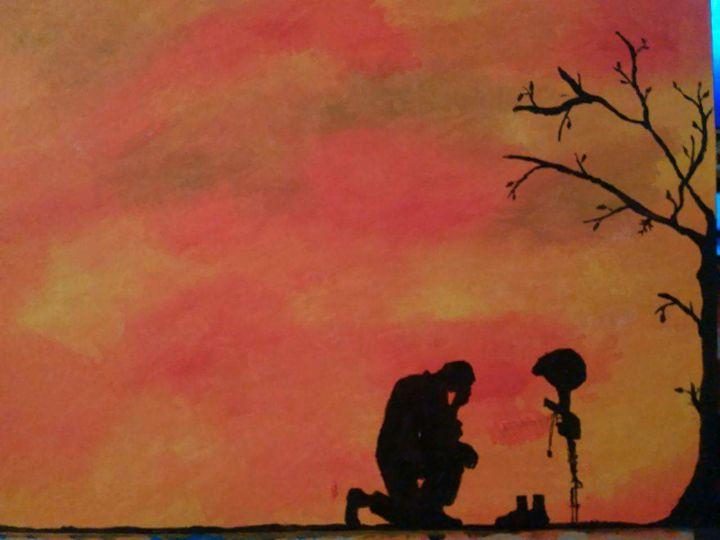 Fallen Soldier - j's paintbrush