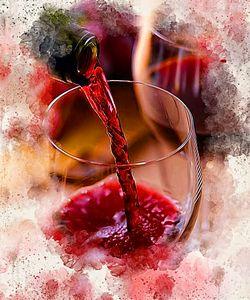 The Wine Pour