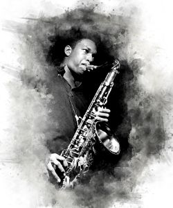 John Coltrane - Karl Knox Images