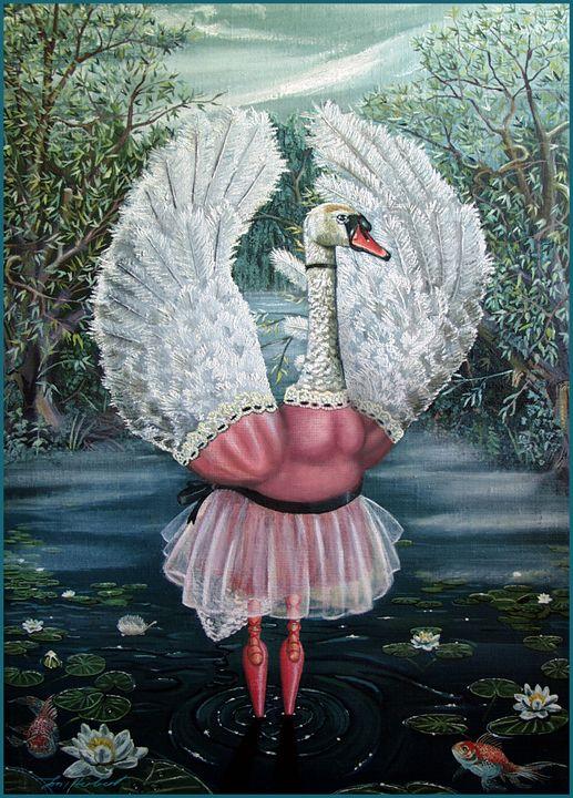 Swan lake - Charity 50%