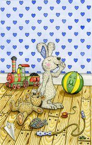 Loving bunnys