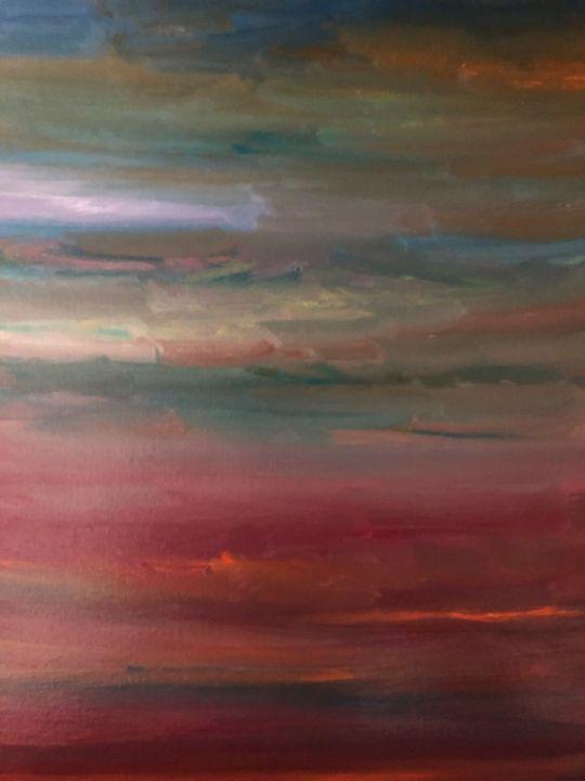 Subtle changes - Ramya Oil Paintings